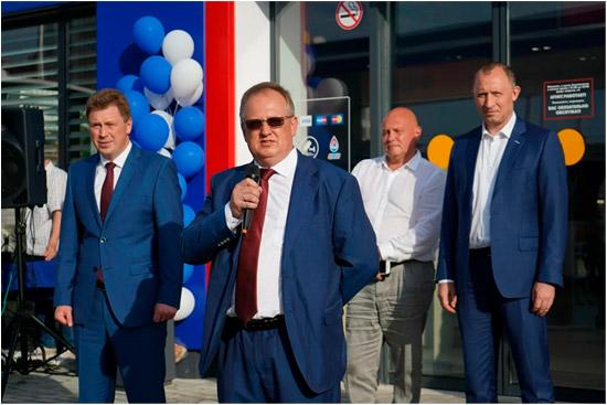 В Севастополе запущена в работу новая газозаправочная станция